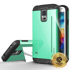 OBLIQ Skyline Pro Case Dual Layer Protection Kickstand for Samsung Galaxy S5