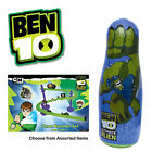 BEN 10 - Choose from Assorted Toys / Playsets / Kids Craft / Stationery - NEW