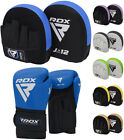 RDX GYM LEATHER GLOVES WEIGHT LIFTING FITNESS CROSSFIT TRAINING BODYBUILDING AU