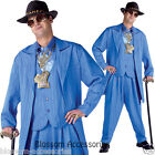 C918FW Big Time Playa Pimp Gangster 70s Halloween  Adult Mens Costume Outfit