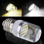 2W 200V-240V E27 SMD3528 24LED Cold/Warm White Transparent Cover Bulb Lamp SH