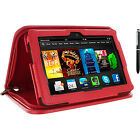 rooCASE Amazon Kindle Fire HDX 7: Executive Case 3 Colors Laptop Sleeve NEW