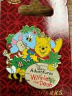 Disney Parks Collection Pin Many Adventures of Winnie the Pooh Attraction