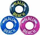 """NEW 47"""" Inflatable Turbo Tyre Swim Swimming Ring Rubber Tube Lilo Pool Float"""