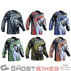 WULFSPORT WSX-4 ADULT MOTOCROSS RACE JERSEY OFF ROAD SHIRT WULF MX BIKE TOP