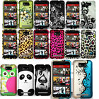 For BLU Studio 5.5 D610A Art Design PATTERN HARD Case Phone Cover Accessory