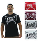 Tapout Men's Logo T-Shirt Short Sleeve Crewneck Tee MMA UFC Fight