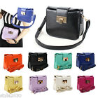 Style2030 NEW Womens Shoulder Bag Square Clutch Cross Body Handbags [B2342]
