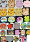 Massive selection of themed Paper plates for adults, kids parties ***UK BASED***