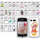 For Kyocera Hydro C5170 Art Beautiful Design PATTERN HARD Case Phone Cover