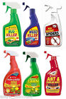 GARDEN YARD SEASONAL DETER SPIDERS BUGS LAWN  SPRAY WEED ROOTS KILLER PATIO PATH