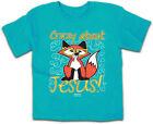 Crazy About Jesus Kids T-Shirts