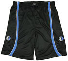 Zipway NBA Basketball Men's Dallas Mavericks Team Color Shorts, Black
