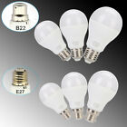 6X LED BULB E27 ES B22 BC BAYONET ENERGY SAVING GLOBE LAMP LIGHT 100W 120W 150W