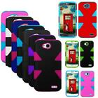 Phone Case For LG Optimus L90 Dual-Layered Dynamic Cover VS450 D405 Accessories