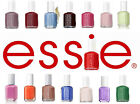 Essie Nail Polish Lacquer Huge Color Assortment Full Size - 40  Colors You Pick