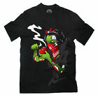 LUCKY BASTARDS WEED DIVA ZOMBIE APOCALYPSE T SHIRT 420 DR. FEEL GOOD SMOKE OUT
