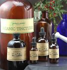 """AMERICAN GINSENG TINCTURE Liquid Extract ~ Full Spectrum """"Whole Herb"""" Organic"""