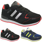 MENS RUNNING TRAINERS CASUAL LACE UP RUNNING GYM WALKING SPORTS SHOES SIZES 7-12