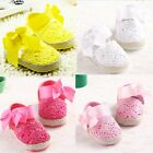 4 colors baby girls pram shoes summer shoes size 0-18 months infant toddler ST1