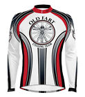 Primal Wear Old Fart Cycling jersey Men's Long Sleeve Longsleeve with Defeet Sox
