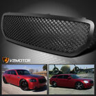 2005%2D2007+Dodge+Magnum+Honeycomb+Black+Front+Hood+Replacement+Grill+Grille