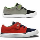 Converse All Star OX  Boys Kids Trainers Shoes Grind Strap Velcro Chuck Taylors