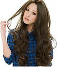 3 Colors Best-selling Womens Girls Sexy Long Fashion wavy curly Hair Wig Hotter