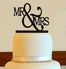 Wedding Cake Topper Mr & Mrs