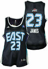 Adidas NBA Women's Cleveland Cavaliers LeBron James #23 2009 All Star Jersey