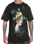 Sullen Clothing Melissa Hartley Mens T Shirt Black Gothic Tattoo Art Tee