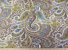 Discount Fabric Premier Prints Paisley Chocolate 13PR