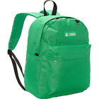 Everest Classic Backpack 22 Colors School & Day Hiking Backpack NEW