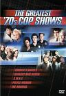 The Greatest 70's Cop Shows (DVD, 2003) Charlie's Angels, S.W.A.T, Rookies, NEW