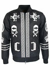 Men's Crooks & Castles Black Order Prey Bomber Jacket *BNWT*