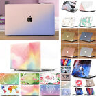 Matte Rubberized Hard Case For Apple Macbook air pro 11 13 15 '' inch + Retina