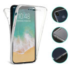 Accessories for iPhone 6 Plus 5.5 Clear Crystal Hard Back Case Cover+Protector