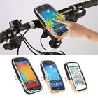 "Cycling Bike Bicycle Handlebar Bag Case for iPhone 4 5 6 Samsung 4-5.7"" Phone"