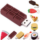 8GB Novelty Food USB 2.0 Flash Drives High Speed Memory Data Storage Thumb Stick
