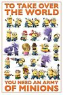 New Despicable Me 2 An Army of Minions Poster