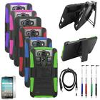 Phone Case For LG G3 Vigor Rugged Cover Stand Holster USB Charger Film Stylus