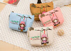 Fashion Gril Key Purse Lady Wallet Women New Coin Bag Tote Card Credit Pouch 79h