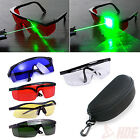 Eye Protection Safety Goggles Anti Laser Glasses for 532nm Green Blue Red Beams