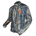 True Timber XD3 Camo Clemson Tigers 1/4 Zip SilverTec Pull Over PA4