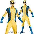 CL56 Licensed Bodysuit Wolverine Origins X-Men Skin Suit Zentai Hero Costume