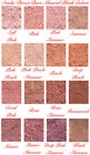 BARE MINERAL BLUSH LOOSE POWDER PURE PIGMENTS & MICAS MATTE,SHIMMER OR SPARKLING
