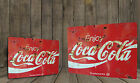 Enjoy Coca-Cola Retro metal Aluminium Sign vintage, bar, pub, man cave plaque