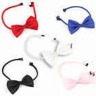 Childrens Plain Boys Dickie Bow Tie for Wedding Suits Party Fancy Dress Necktie