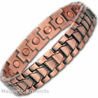 COPPER RICH MAGNETIC BRACELET - ARTHRITIS PAIN RELIEF (#BRC-12-MJ)