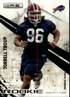 2010 Rookies and Stars #245 Torell Troup RC Rookie Bills
